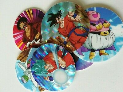 TAZOS DRAGON BALL SUPER Colección Completa Complete set FREE SHIPPING NO cards