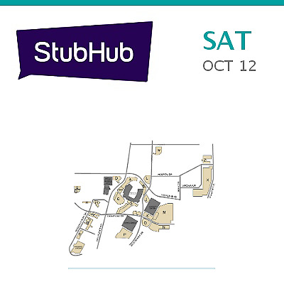 PARKING PASSES ONLY Ole Miss Rebels at Missouri Tigers Football Ti... - Columbia