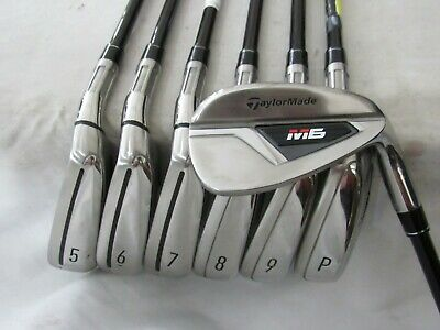 NEW 2019 TAYLORMADE M6 Irons Right Hand - Pick Set + Custom