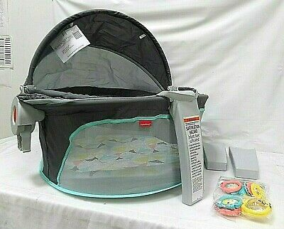 Fisher-Price On-The-Go Baby Dome DRF13-9993