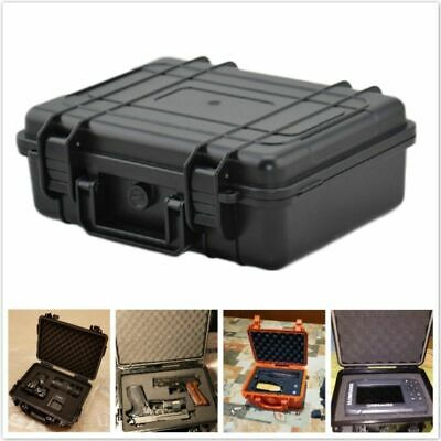 Outdoor Waterproof Dry Box Portable Shockproof Sealed Safety Case ABS Plastic