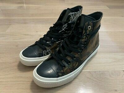 NEW Converse Chuck Taylor All Star II HI Futura Camo Rubber Pack Sz 7.5 153022C