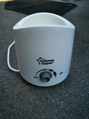 Tomme tippe bottle warmer,Tomme Tippe,White colour