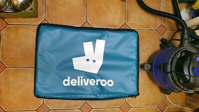 Deliveroo X Large Thermal Bag for Cars etc. -- used once -- VGC