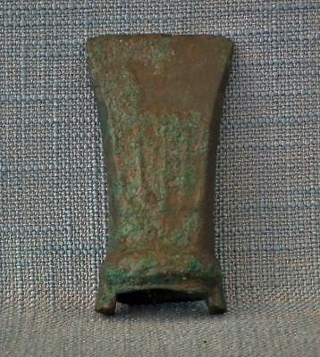 Authentic Ancient Celts Celtic Bronze Socketed Axe Head to sword 1000 - 500. B.C