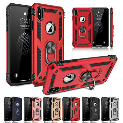 Tough Hybrid Shockproof Case Cover for iPhone XS MAX XR X 8 Plus 7 6S 6 A101