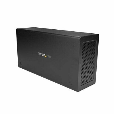 StarTech Thunderbolt 3 PCIe Expansion Chassis with DP - PCIe x16
