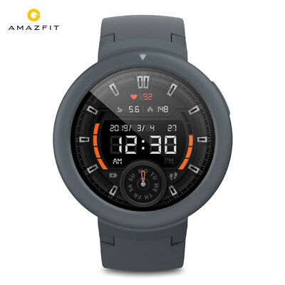 AMAZFIT Verge Lite Smartwatch Fitness-Tracker Herzfrequenzmessung Bluetooth 5.0
