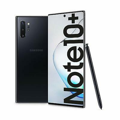 Samsung N975 Galaxy Note 10+ Plus 4G 256GB Dual-SIM Aura Black Garanzia 24 Mesi