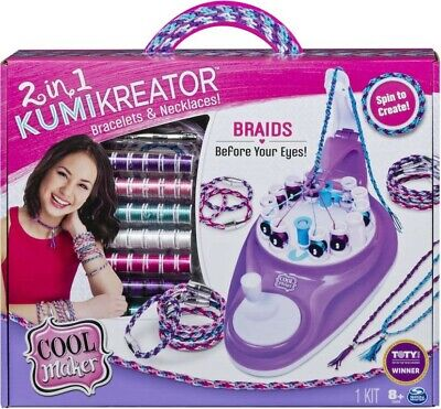 NEW Cool Maker 2-In-1 Kumi Kreator from Mr Toys