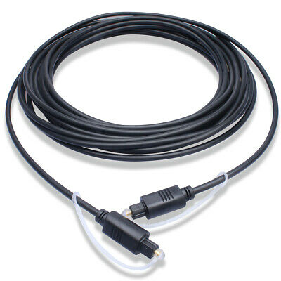 For Playstation & Xbox - Pro Series Digital Fiber Optic Optical Audio Cable4M