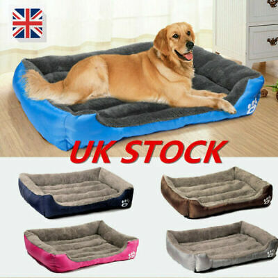 Hot Size Pet Bed Kennel for Large Dogs Bedsure Soft Cozy Warm Dog Bed Plus New