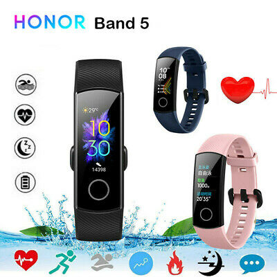 """222 mm Fitnesstracker Coral Pink /""""sehr gut/"""" HONOR Band 5 Silikon"""