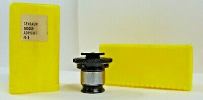 Centaur Tapping Adapter, 100008, Cwe1, Tap Size #8, Adapter 1