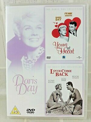 Young At Heart   Lover Come Back DVD DORIS DAY    NEW SEALED  UK  FREEPOST     8