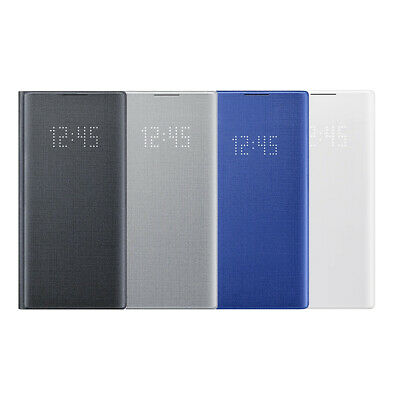 Original Samsung Official Galaxy Note10/10+ LED View Flip Cover Case NEW By USPS