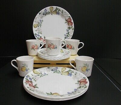 Corelle Chutney 14 pieces all in great condition WOW