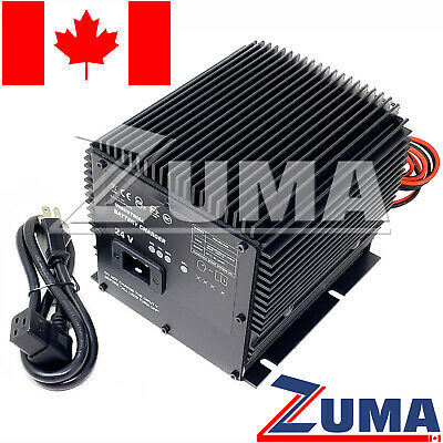 Skyjack 128537 (OEM) Signet 24 Volt Battery Charger - STOCKED IN CANADA!