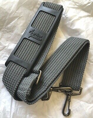 American Tourister Gray Canvas Heavy Duty Bag Replacement Shoulder Strap