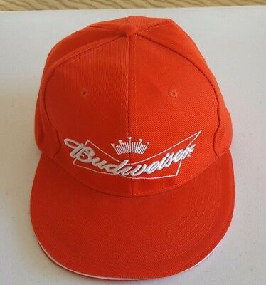 Budweiser Cap New without tags