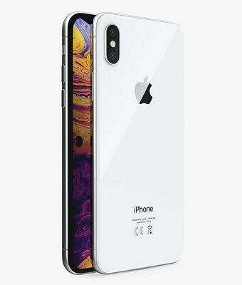 iPhone XS 64GB Silver (Boost Mobile) Excellent Condition