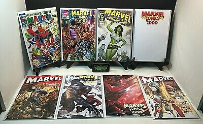 Marvel Comics #1000 -17 Book Set- 1St Print Nm Regular Cover And Variants Hot!!!