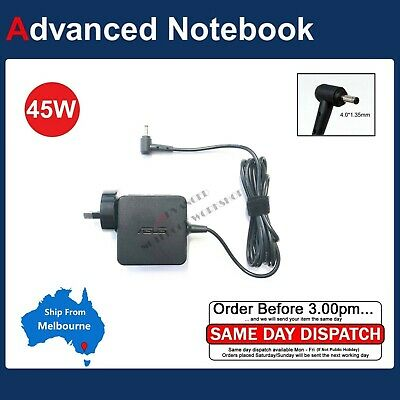 Genuine AC Adapter Charger ASUS TP412U  TP412UA notebook 19V2.37A 45W
