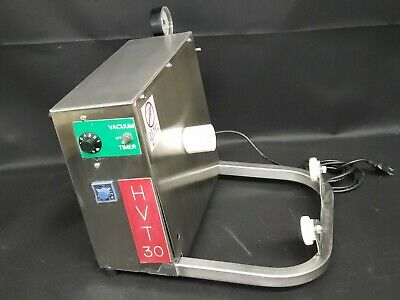 Hollymatic HVT 30 Vacuum Tumbler Meat Processing- No Drum - CLEAN and TESTED