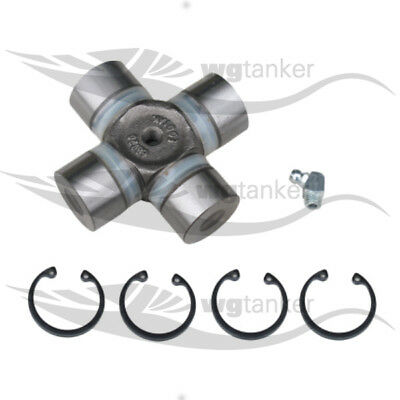 GKN 18387 - Universal Joint - Type 2 - 20mm - Propshaft - Series Compact 2015