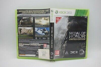 Medal Of Honor Limited Edition -  Xbox 360  Pal Ita