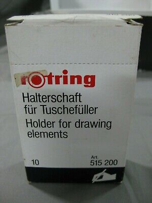 Vintage Rotring Holder For Drawing Elements Art.515200 New Old Stock-M.i.germany