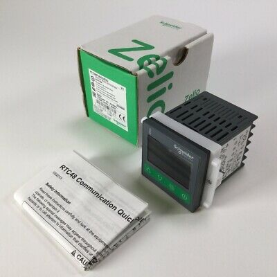 Schneider Electric RTC48PUNCSSHU Temperature control relay RTC Zelio New NFP