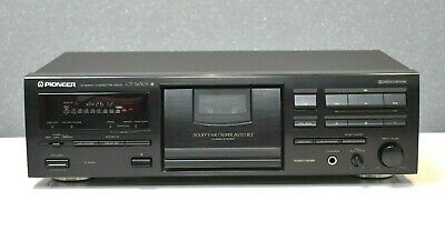 PIONEER CT-S630S  Tapedeck  Top Zustand