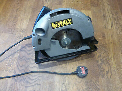 Dewalt Dw62 Type 3 Circular Saw Mm 230V 1150W Wood Timber Shed Workshop