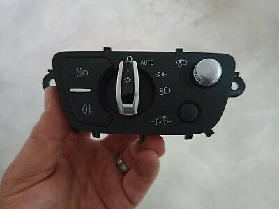 Audi Q7 4M / A4 8W B9 Light Switch inc Head Up Display Control | 4M0941531AB 5PR