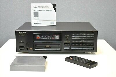 PIONEER PD-M650 Compact Disc-Changer   Mit FB