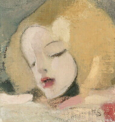 Tanssiaiskengat iso by Helena Schjerfbeck Children Repro choose Canvas or Paper