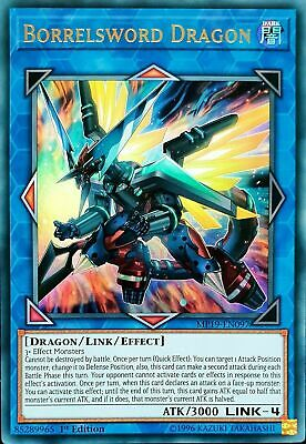 Borrelsword dragon - MP19-EN097 - MINT - Free Shipping