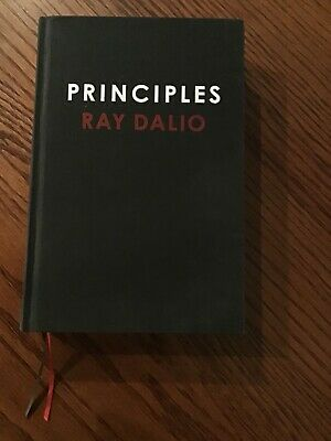 Principles : Life and Work by Ray Dalio (2017, Hardcover / Hardcover)