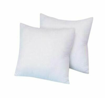 Hollowfibre Extra Filled Cushion Pads Inserts Fillers All Sizes