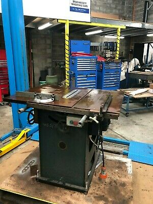 Bench Saw  Old But In Excellent Working Condition