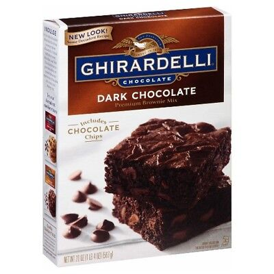 ghirardelli dark chocolate 20 oz ( includes chocolate chips )