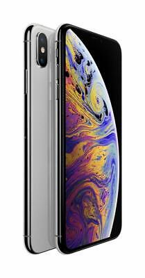 iPhone XS Max 64GB Silver (Boost Mobile) Excellent Condition