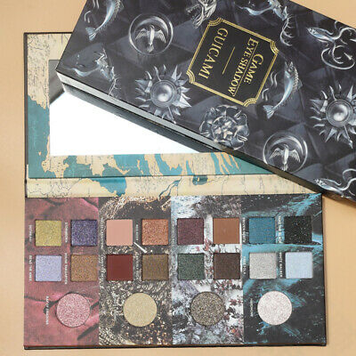 LIMITED EDITION GAME OF THRONES EYESHADOW PALETTE! New P0a