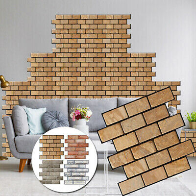 Tile Wall Sticker Children Anti-collision Oil-Proof Vintage Mural Kitchen