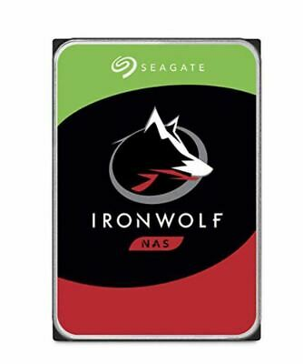 Seagate 10TB 3.5' IronWolf  SATA3 NAS 24x7 7200RPM 256MB Cache. Performance HDD.