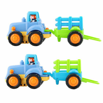 Educational Toys For 2 Year Old Toddlers Baby Kids Boy Girl Learning Truck Toy