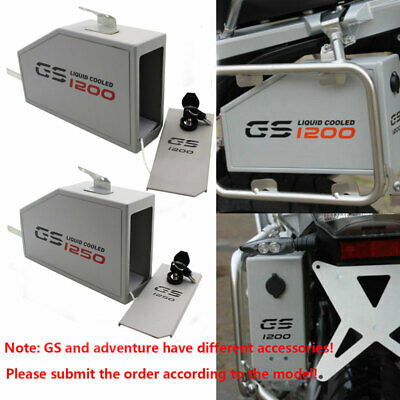 For BMW R1200GS LC Adventure R1250GS R1250GS ADV 2019 Toolbox Left Side Bracket
