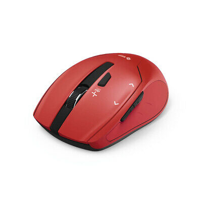 Souris Opt. Ss Fil Milano Rouge