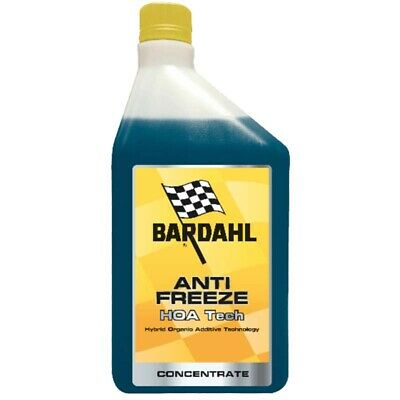Anti Freeze Hoa Tech Concentrato Liquido Radiatore Bardahl Blu